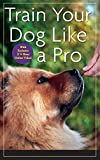Train Your Dog Like a Pro by Jean Donaldson (28-Apr-2010) Hardcover
