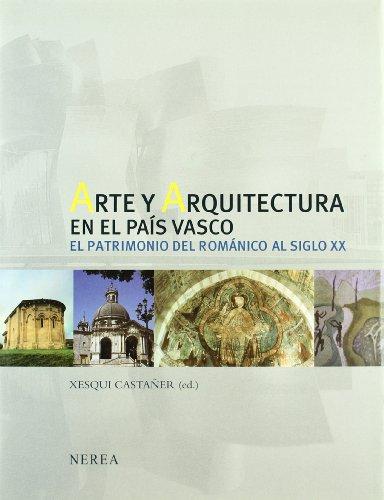 Arte y arqutectura en el País Vasco (Formato grande)