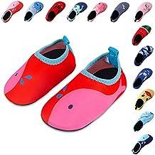 Laiwodun zapatos de niño Zapatos de agua de natación Niños Zapatos de niños  descalzo Aqua calcetines aaa4ecf68b0