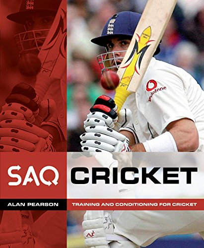 Cricket: Training and Conditioning for Cricket (SAQ) (English Edition) por Alan Pearson