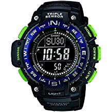 Casio Collection Montre Homme SGW-1000-2BER