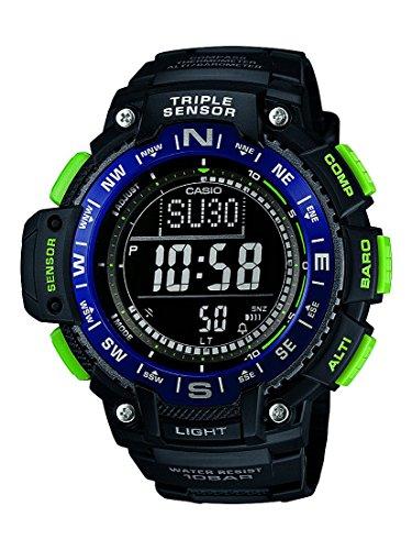 Casio Collection Herren Armbanduhr SGW-1000-2BER