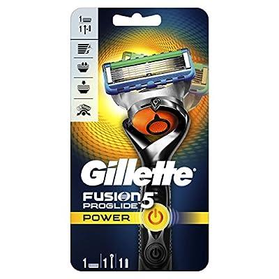 Gillette FUSION5Proglide Power Razor for Men QTY: 1