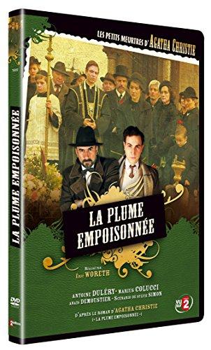 AGATHA CHRISTIE : LA PLUME EMPOISONNEE (dvd)