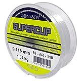 Spule Fluorcarbon Supercup 150m 0,172mm