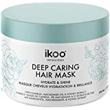 Ikoo infusion deep caring hair mask hydrate and shine