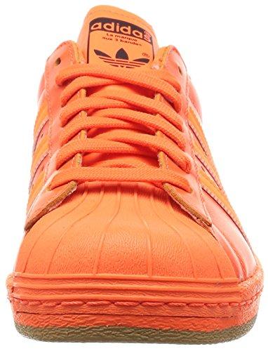 Adidas Superstar 80s Reflective NITEJ, solar orange/solar orange/st tan solar orange/solar orange/st tan