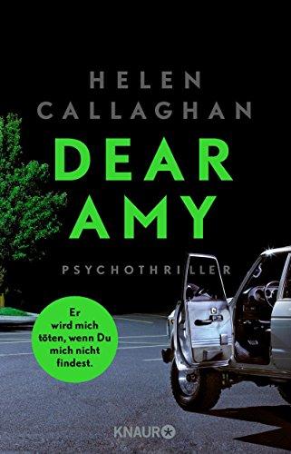 Buchseite und Rezensionen zu 'DEAR AMY' von Helen Callaghan
