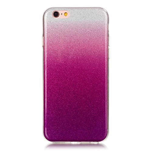 iPhone Case Cover Cas de l'iphone 6s, modèle coloré TPU cas souple de couverture de peau de silicone de cas souple pour l'iphone 6s ( Color : C , Size : Iphone 6s ) E