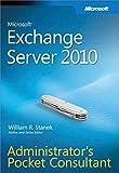 Image de Microsoft® Exchange Server 2010 Administrator's Pocket Consultant