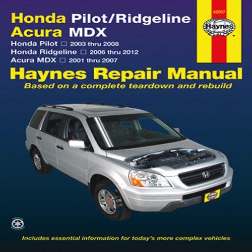 honda-pilot-ridgeline-automotive-repair-manual-haynes-automotive-repair-manuals