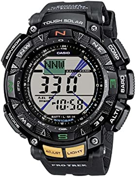 Casio Sport Unisex-Armbanduhr Pro-Trek-Kollektion Digital Quarz PRG-240-1ER
