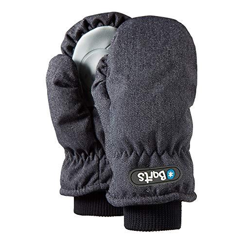 Barts Nylon Mitts Handschuhe KIDS Denim, Größe:Kinderhandschuhe Gr. 2 Mitt Kids Handschuhe
