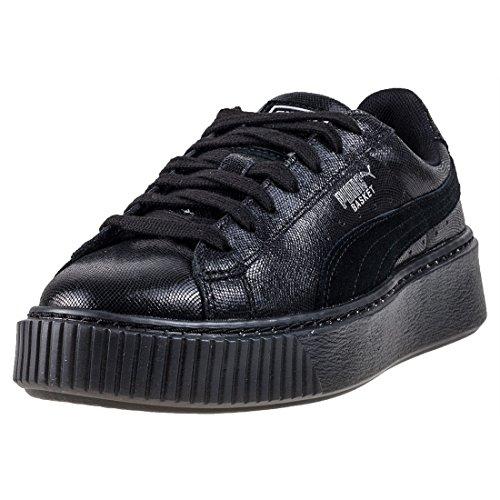 Puma Damen Basket Platform Core Sneaker Black - ppp4its.de Günstige ... 4f3eff556a