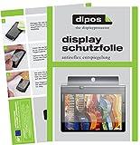 dipos I 2X Schutzfolie matt passend für Lenovo Yoga Tab 3 Pro 10 Folie Displayschutzfolie