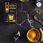 Golden-Milk-Da-Zuccherare-5-confezione-da-10-Capsule-Compatibili-Nespresso-50-Capsule