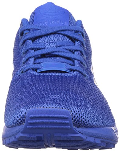 adidas Zx Flux, Scarpe da Corsa Unisex – Adulto Blu (Blue/Blue/Boblue)