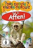 DVD Cover 'Das grosse Kinder-Tierquiz - Affen
