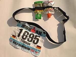 Startnummernband Race Belt Race Number Triathlon Marathon Laufen Duathlon