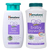 #9: Himalaya Herbals Gentle Baby Shampoo (400Ml)+ Powder (400G)