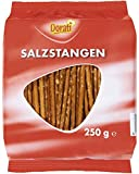 Dorati Salzstangen mit Meersalz, 250 g