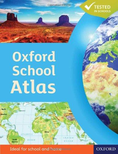 Oxford School Atlas por Patrick Wiegand