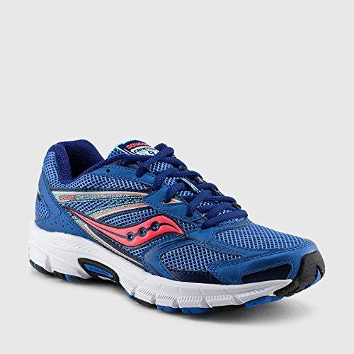 51L7FbKzo7L. SS500  - Saucony Cohesion 9 W, Women's Low-Top Sneakers