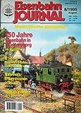 Eisenbahn Journal 8/1995 E17, Spreewaldbahn, 150 Jahre Eisenbahn in Württemberg