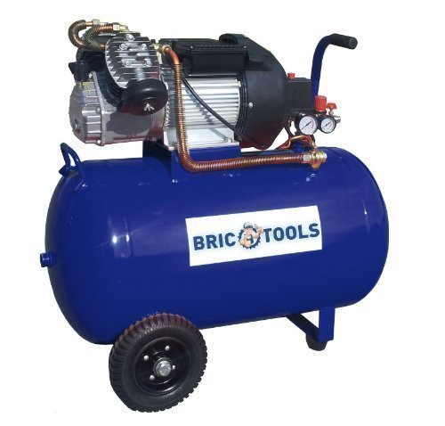 Compresseur Brico Tools 100L