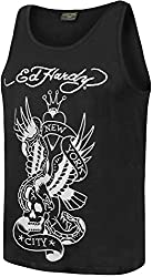 Ed Hardy Graphic Vest Classic Collection