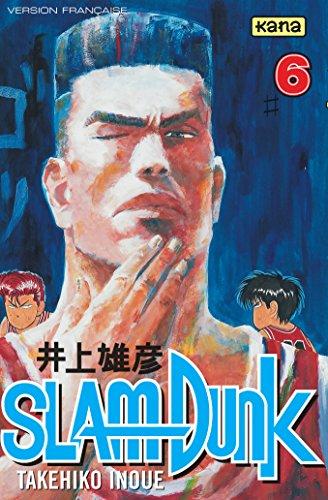 Slam Dunk, tome 6 par Takehiko Inoue