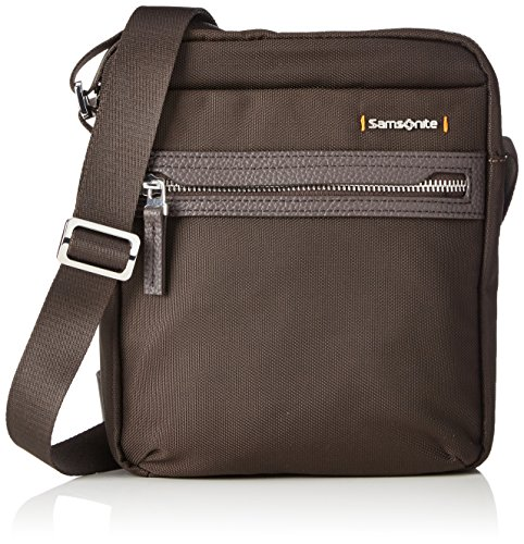 "Samsonite Hip-Class Crossover 7,9"" Bolso Bandolera, 3 Litros, Color Marrón"