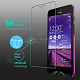 Asus Zenfone 5 Gorilla Series HD+ Crystal 0.3mm 4 Layer Protection Tempered Glass Guard for Asus Zenfone 5