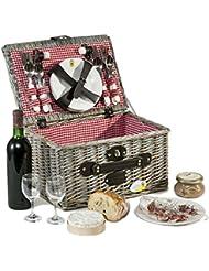 Cesta picnic 4 personas Sully