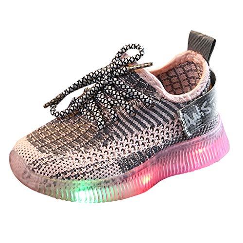 Zolimx Led Luces Zapatos con Ruedas para Pequeños Niños y Niña Automática Calzado de Skateboarding Deportes de Exterior Patines en Línea Brillante Aire Libre y Deporte Gimnasia Running Zapatillas