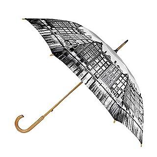 AS4HOME Regenschirm - Stockschirm - Amsterdam Holland - Schirm