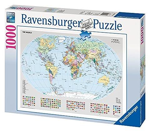 Ravensburger 15652 - Politische Weltkarte