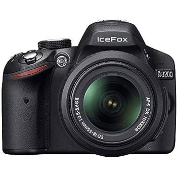 Nikon D3200 - Cámara réflex digital de 24 Mp (pantalla 2.9