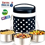 BMS Royal Hot Meal 3-Container Stainless...