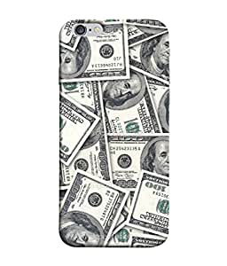Digiarts Designer Back Case Cover for Apple iPhone 6S (Zig Zag Cirlce Rectangle Square)