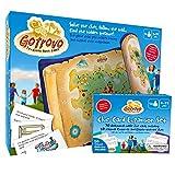 GoTrovo BUMPER EDITION SchnitzelJagd für Kinder jeden Alters – dieses EnglischSprachige SchatzSuche-Spiel ist das Lernen getarnt als Spaß für SpielTermine und Geschwister Unterhaltung. Nutzen Sie Indoor, Outdoor, Camping, zu Hause, im Garten oder überall