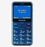 Handy Leicht Panasonic KX tu150Verwendung Blau