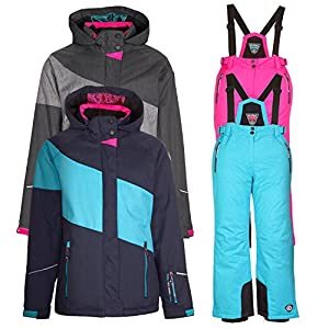 Killtec Kinderskianzug, zweiteilig Skijacke + Skihose Größe 128-176