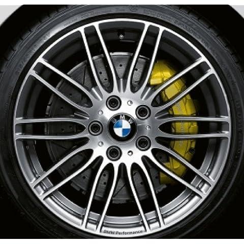 Rueda de Aleación de auténtica de BMW 3Series E90/E91/E92/E93M, doble continúa 269Gloss 19inch trenzado para rueda trasera