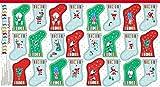 Weihnachten Advent Kalender Weihnachtsstrumpf