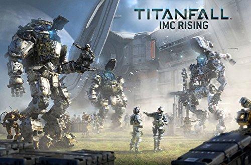Titanfall IMC Rising DLC