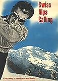 Vintage Schweiz für den Schweizer Alpen Are Calling