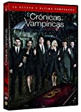 Cronicas Vampíricas Temporada 8 [DVD]