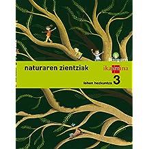 Natura zientziak. Lehen Hezkuntza 3. Bizigarri