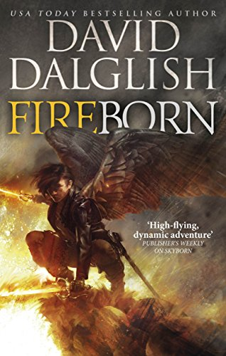 Fireborn: Seraphim, Book Two (The Seraphim Trilogy 2) (English Edition)